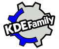 logo bloga: KDEFamily.pl