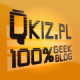 logo: 100% geek tech blog