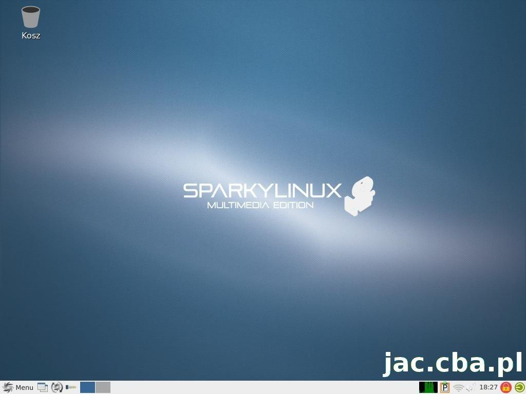 """Instalujemy """"SparkyLinux 4 2 Multimedia"""" + """"KDE"""" - LinuxPortal pl"""