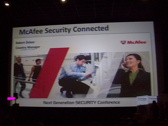 Next Generation Security Conference 2012 - mcafee1