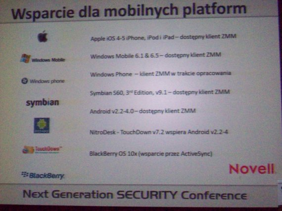 Next Generation Security Conference 2012 - novell3