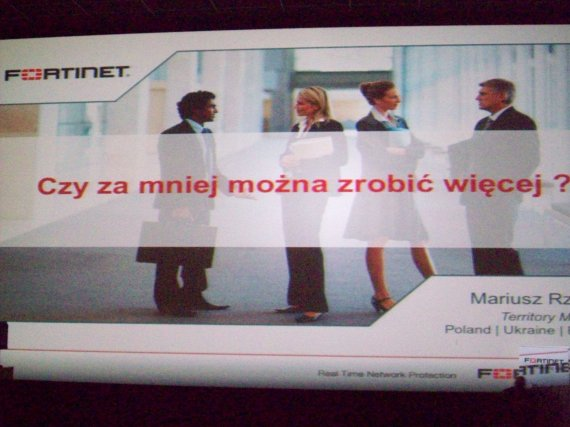Next Generation Security Conference 2012 - fortinet