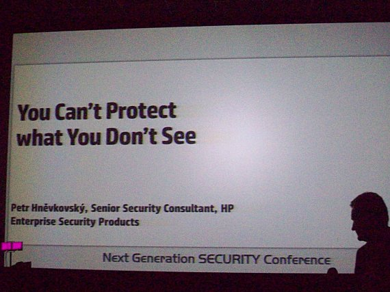 Next Generation Security Conference 2012 - hp_d2