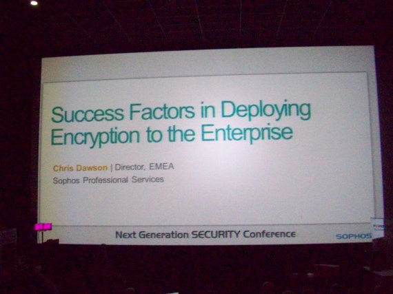 Next Generation Security Conference 2012 - sophos_d2