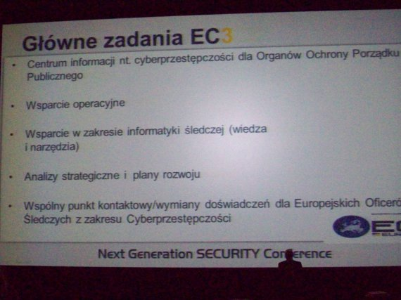Next Generation Security Conference 2012 - sordyl2_d2