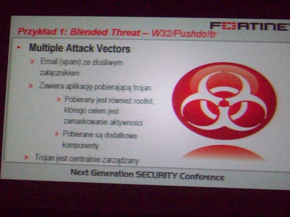 Next Generation Security Conference 2012 - fortinet_d2