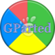logo: Gparted